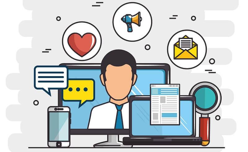 como criar logo para blog